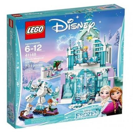 El Palacio De Hielo De Elsa - Lego Frozen