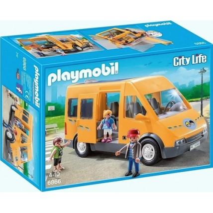 Autobus Escolar- Playmobil