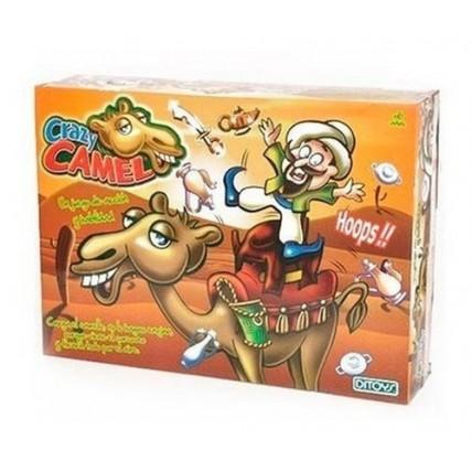 Crazy Camel - Juego De Mesa - Ditoys