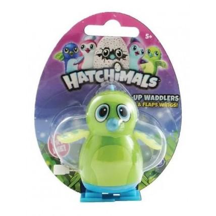 Muñeco Hatchimal A Cuerda De 8cm. ¡camina Solo!
