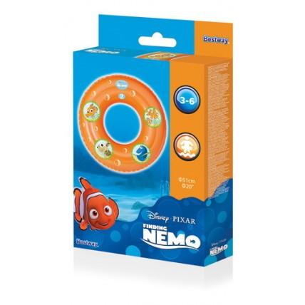 Salvavidas Inflable Nemo 51 Cm