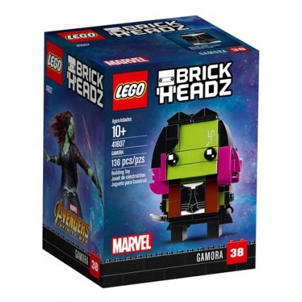 Head Briks Gamora - Lego