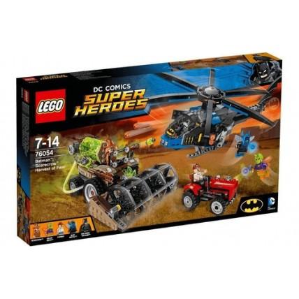 Batman Cosecha Del Terror De Scarecrow Lego