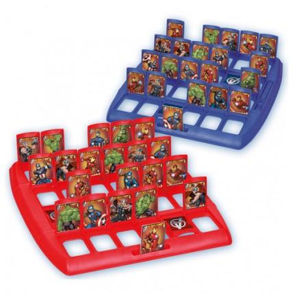 Avengers Adivina El Personaje- Juego De Mesa