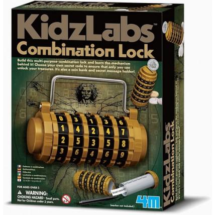 Juego Combination Lock - 4m - Kidzlabs