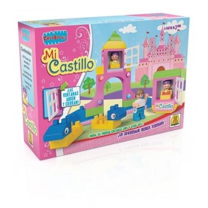Bloques Mi Castillo Crea Block - Implas