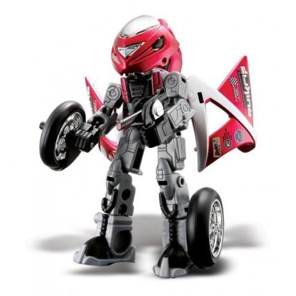 Moto Transformable Cykons Arco - Maisto