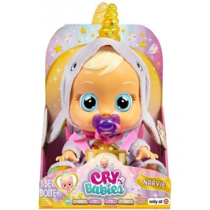 Muñeca Cry Babies Edición Especial Narvie