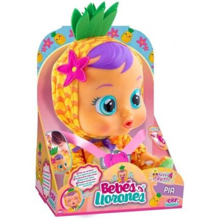 Muñeca Cry Babies Tutti Frutti Pia
