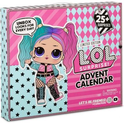 Muñeca Coleccionable Lol Surprise Advent Calendar