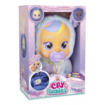 Muñeca Cry Babies Good Night Jenna