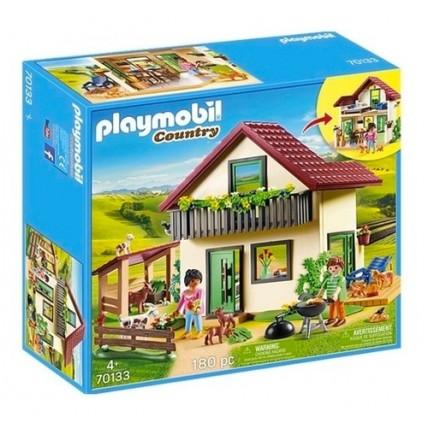 Casa De Campo  - Juegos Y Juguetes - Playmobil