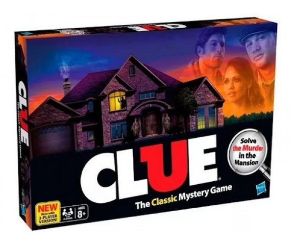 Clue Juego De Mesa - Hasbro