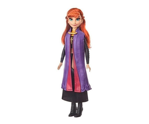 Muñeca Frozen 2 Anna Y Elsa Original De Hasbro