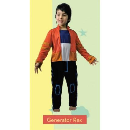 Disfraz Generator Rex T:2 New Toys