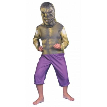 Disfraz Hulk C/luz -t0