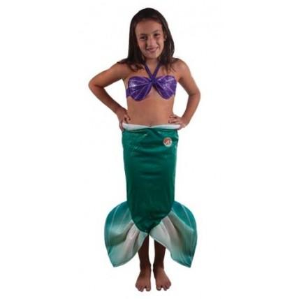 Disfraz La Sirenita Fashion Talle 1