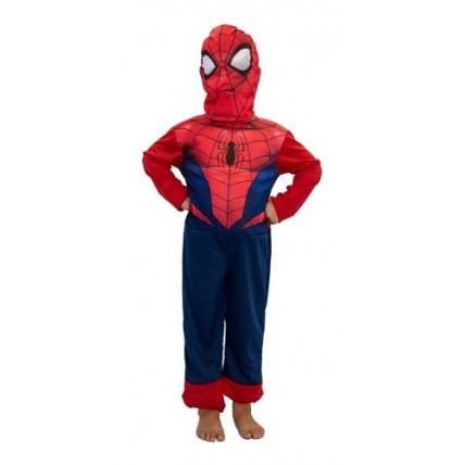 Disfraz EconÓmico Spiderman Talle 2