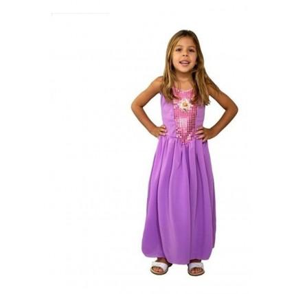 Disfraz Economico Rapunzel -t0
