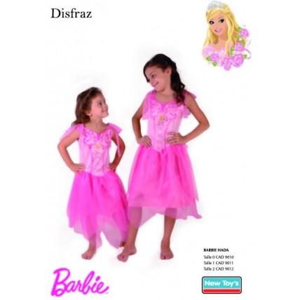 Disfraz Barbie Hada T:1 New Toys