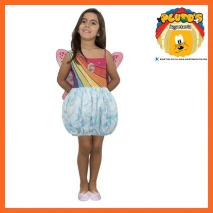 Disfraz Barbie Mariposa Baloon   T:0