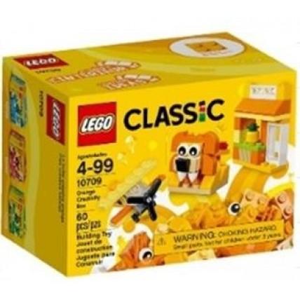 Lego - Caja De Creatividad Amarilla