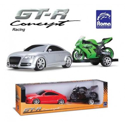 Auto - Gt-r Concept Racing - Roma