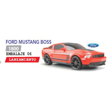 Auto Ford Mustang Boss - Roma