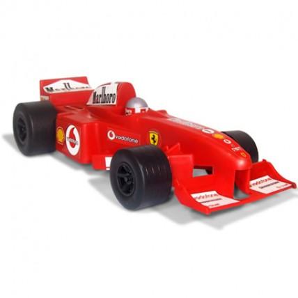 Auto Formula 1 - En Red -rodar