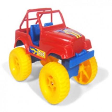 Jeep Mediano - En Red-rodar