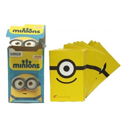Cartas Minnios- Cartas Coleccionables