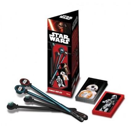 Force Reflex Star Wars- Juego De Cartas Con Atrapadores