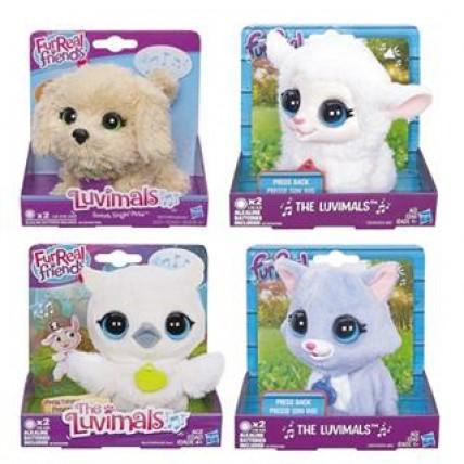 Peluches Luvimals - Mascotas Con 6 Sonidos Kreker