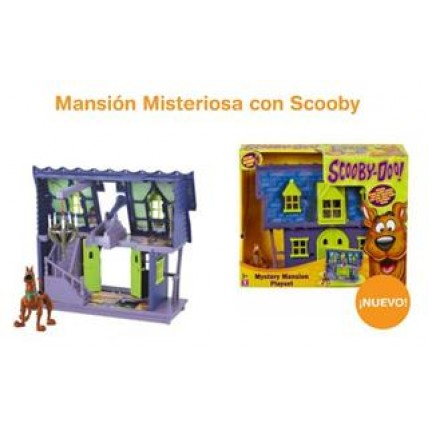 Mansion Misteriosa Scooby-doo