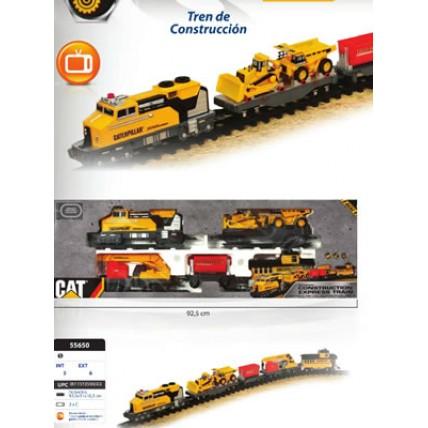 Tren De Construccion Cat