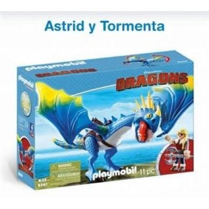 Astrid Y Tormenta- Play Mobil