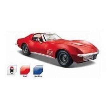 Auto ColecciÓn 1:24 1970 Corvette