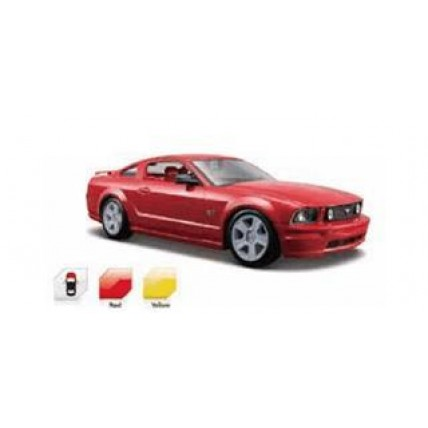 1:24 2006 Ford Mustang Gt