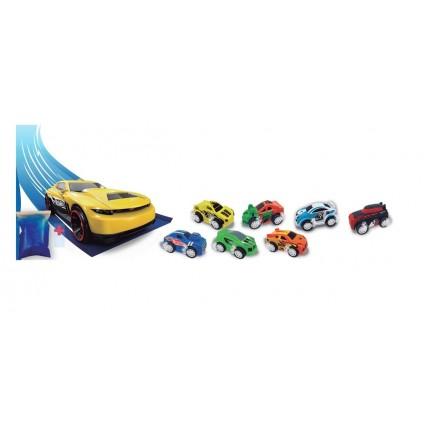 Auto Rally  Hot Wheels + Slime
