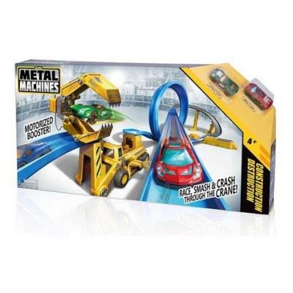 Pista Auto - Metal Machines Constrution Destrution