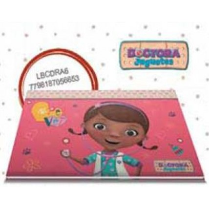 Block De Dibujo - Dra Juguetes