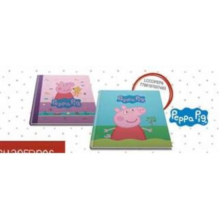Cuaderno Escolar 50 Hojas - Peppa Pig