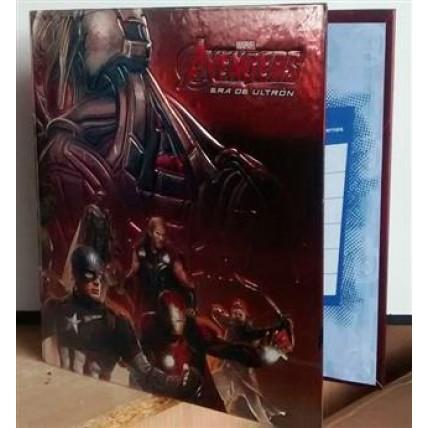 Carpeta Deluxe Avengers
