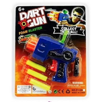 Arma Lanza Dardos Soft