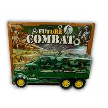 Camion De Combate A Friccion