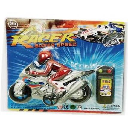 Moto Con Control Remoto Blister