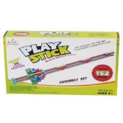 152 Piezas Play Stick Building Block Arma Una Espada