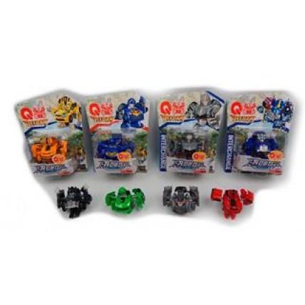 Transformer / Car 8 Modelos En Blister