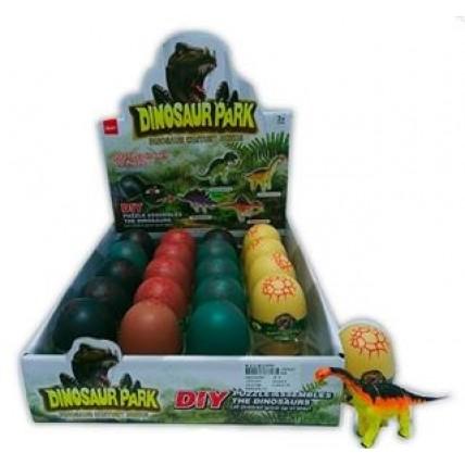 Rompecabezas Dinosaurios 48 Piezas