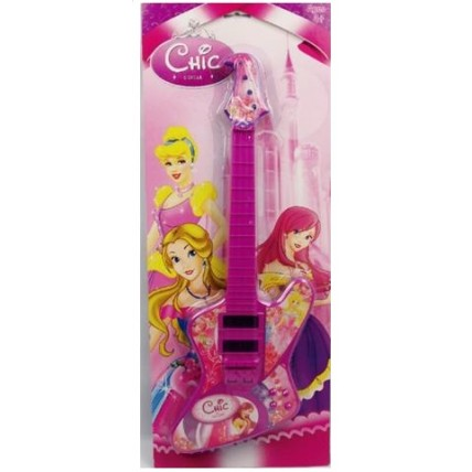Guitarra Princesa En Blister - V:1406